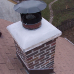 Finished Chimney Cap Repair Dayco General
