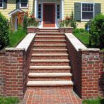 Brick Entry