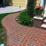 Long Brick Path