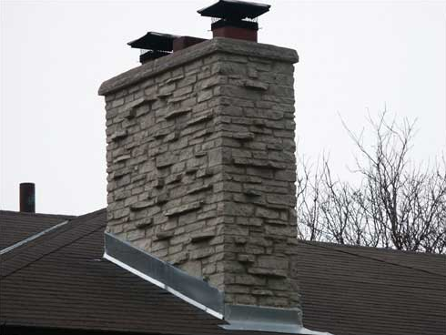 NY Bluestone Chimney Reconstruction Minneapolis MN | DaycoGeneral.com
