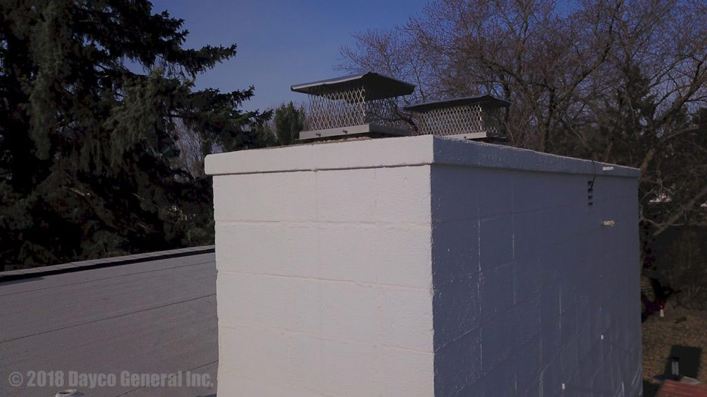 Chimney Concrete Replacement Minneapolis